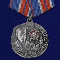 """Медаль """"Ветеран милиции"""" фото"""