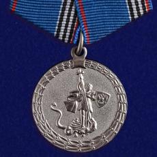 """Медаль """"Ветеран МВД"""" фото"""