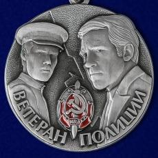 """Медаль """"Ветеран полиции"""" фото"""