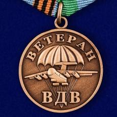 Медаль Ветеран ВДВ фото