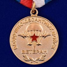 Медаль Ветеран Воздушно-десантных войск фото