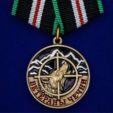 """Медаль """"Ветераны Чечни"""" фото"""