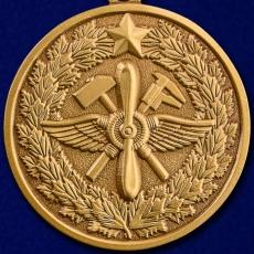 """Медаль """"100 лет инженерно-авиационной службе"""" ВКС фото"""