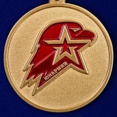 Медаль Юнармии 1 степени фото