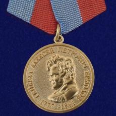 """Медаль Ермолова """"За безупречную службу"""" фото"""