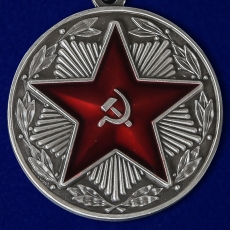 """Медаль """"За безупречную службу"""" ВВ МВД СССР 1 степени фото"""