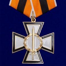 """Медаль """"За честь и верность"""" фото"""