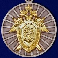 """Медаль """"За отличие"""" (Следственный комитет РФ)"""