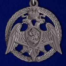 """Медаль Росгвардии """"За проявленную доблесть"""" 2 степени  фото"""