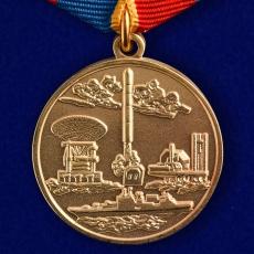 Медаль «За разработку, внедрение и эксплуатацию систем вооружения» фото
