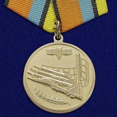 Медаль За службу в ВКС фото