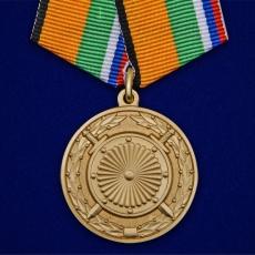 Медаль «За вклад в укрепление обороны РФ» фото