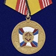 Медаль «За воинскую доблесть» МО 3 степень фото