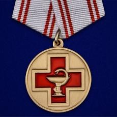"""Медаль """"За заслуги в медицине"""" фото"""