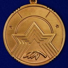 """Медаль """"За заслуги в поисковом деле""""(Республика Крым) фото"""