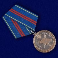 Медаль «За заслуги в управленческой деятельности» 2 степени МВД России