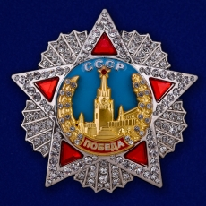 Орден Победы (мини копия) фото