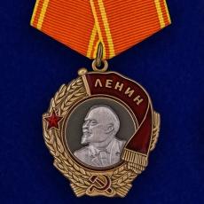 Орден Ленина на колодке фото