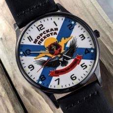 Мужские наручные часы «Морская пехота» фото