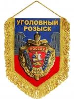 Наградной вымпел 100 лет Уголовному розыску России