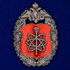 """Нагрудный знак """"12-ое Главное управление МО РФ"""" фото"""