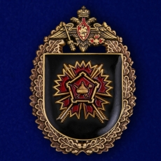 """Нагрудный знак """"16-я отдельная бригада специального назначения ГРУ""""  фото"""