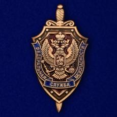 """Нагрудный знак """"Федеральная служба безопасности"""" фото"""