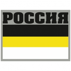 """Наклейка """"Имперская Россия"""" фото"""