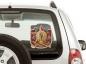 """Наклейка на авто """"Афган"""" фотография"""