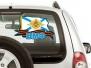 """Наклейка на авто """"Флаг ВМФ"""""""