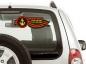 """Наклейка на авто """"Морская пехота"""" фотография"""