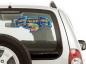 Наклейка на авто рыбакам России
