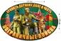 Наклейка Пограничные войска фотография