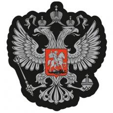 """Наклейка """"Российский двуглавый орёл"""" фото"""