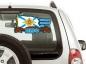Наклейка ВМФ на авто фотография