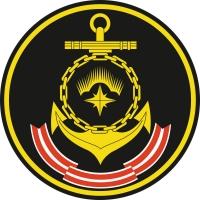 Наклейка ВМФ СФ России