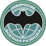 """Наклейка """"Военная разведка Новороссии"""""""