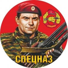 Наклейка «Спецназ ВВ» фото