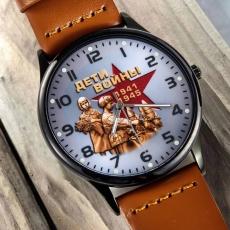 Наручные часы «Дети войны» к юбилею Победы фото