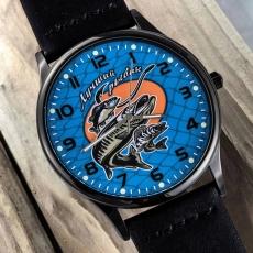 Наручные часы «Лучший рыбак» фото