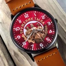 Наручные часы «Труженик тыла» к юбилею Победы фото