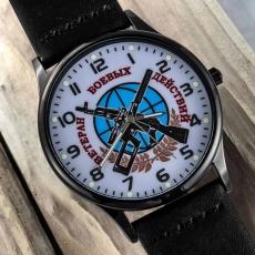 Наручные часы «Ветеран боевых действий» фото