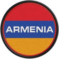 Нашивка Армения фото