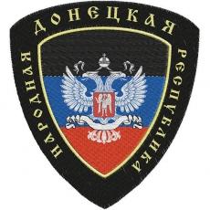 Нашивка ДНР фото