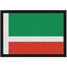 Нашивка флаг Чечни фото