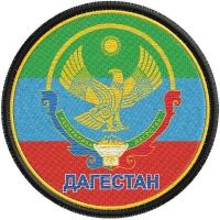 Нашивка флаг Дагестана