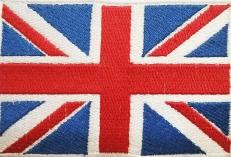 "Нашивка ""Флаг Великобритании"" фото"
