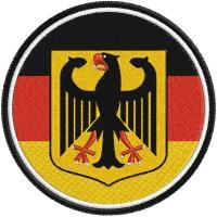 Нашивка Германия