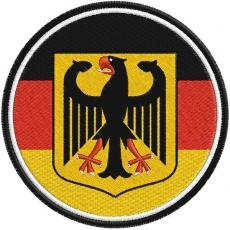 Нашивка Германия фото