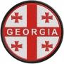 Нашивка флаг Грузии